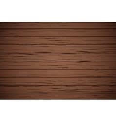 Dark Wood plank texture vector image vector image
