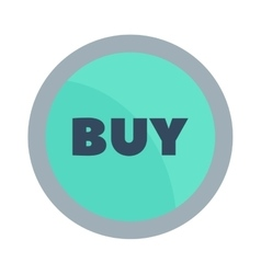 Shop buttons icon vector image vector image
