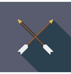 Arows icon vector