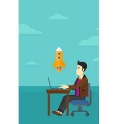 Business start up vector