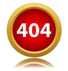 404 error sign vector