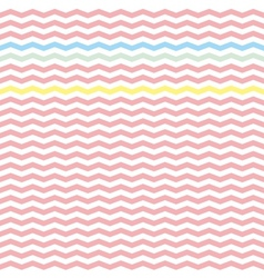 Chevron pink zig zag tile pattern wallpaper vector