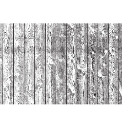 Knotted Planks Background vector image