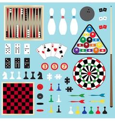 Games clipart vector