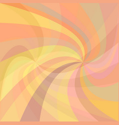 Geometrical double spiral background - graphic vector