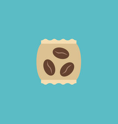 instant icon flat element of vector image vector image