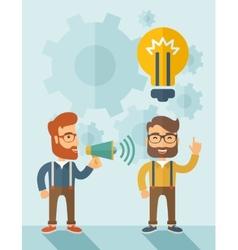 Good business idea vector