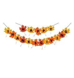 Thanksgiving banner vector