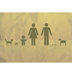 Basic family vector