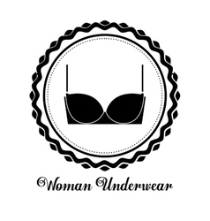Women underwear design vector