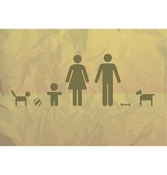 Basic family vector