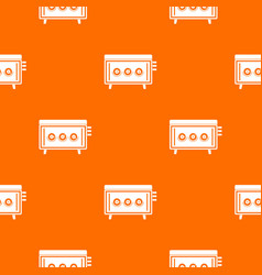 cd changer pattern seamless vector image vector image