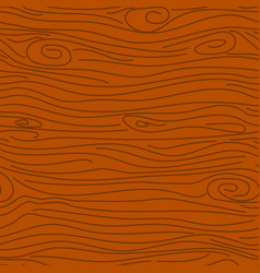 Wood brown texture seamless pattern vector