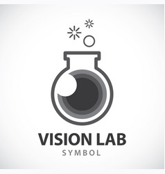 Vision lab vector