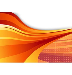 Abstract futuristic background layout vector
