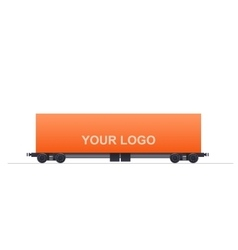 Cargo train unit vector