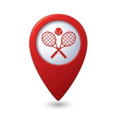 Tennis2 redpointer vector