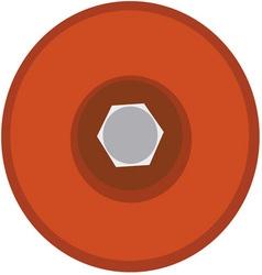 Roller wheel vector