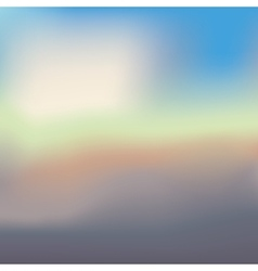 Colorful Blurry background vector image
