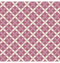 Lilac seamless pattern with square swatch endless vector