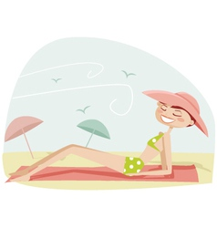 Summer fun vector