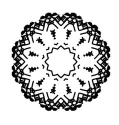 Atom energy Science Logo minimalism style vector image