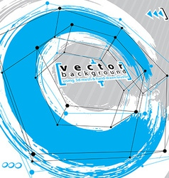 Grunge and technical background fbstract special vector