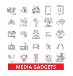 Gadgettechnology appliance electronics vector