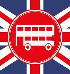 London emblem design vector