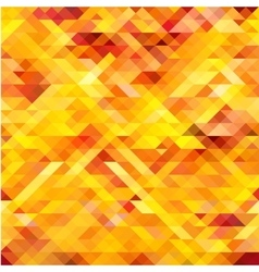 Abstract seamless pattern mosaic vector