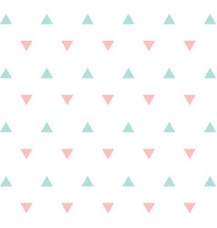 Geometric abstract background color seamless vector