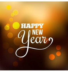 Happy new year abstract background vector