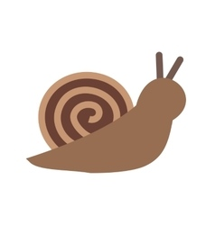 Pet snail vector