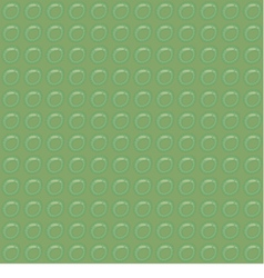 abstract seamless background with circles vector image