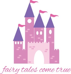 Fairy tales vector