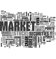 What forex and stock brokers can learn from text vector