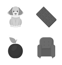 Furniture leisure business and other web icon in vector