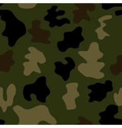 Pattern military style khaki background vector