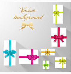 celebration greeting background vector image vector image