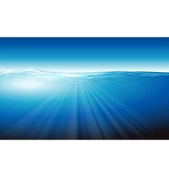 The ocean vector