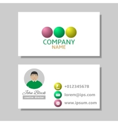 Company name vector