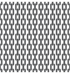 Seamless pattern background with chains vector