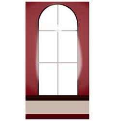 Window interior vector