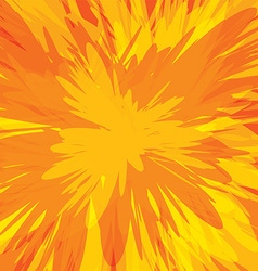Colorful supernova blast background vector