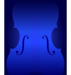 viola background vector image