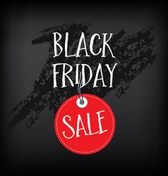 Black friday poster and background vector