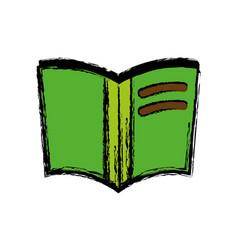 Book icon image vector
