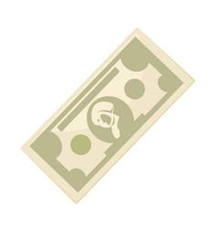 cash paper money vector image vector image