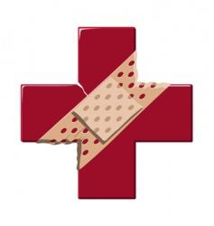 healthcare fix vector image vector image