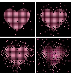 Saint valentines vector